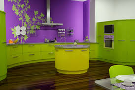 green and purple bedroom ideas