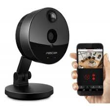 Foscam C1 Indoor HD <b>720P Wireless IP Camera</b> with Night Vision ...