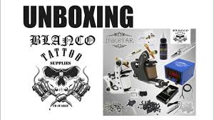 <b>Kit</b> Ink Star UNBOXING - YouTube