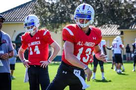 how to watch football qb commit tommy devito in  how to watch football qb commit tommy devito in 2017 under armour all america game com