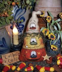 Patti's Ratties Primitive <b>Halloween Pumpkin Witch</b> by pattisratties ...