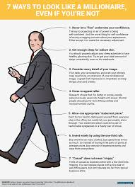 7 ways to look like a millionaire business insider bi graphics how to look like a millionaire even if you re not 2016