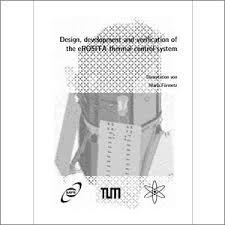 Design, devolopment and verification of the eROSITA thermal ...