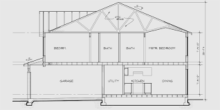 Mirrored Duplex House Plans  Story Duplex House Plans House rear elevation view for D  Mirrored duplex house plans  story duplex