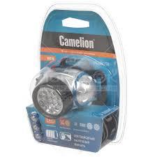 <b>Фонарь налобный Camelion</b> LED5312-14F4 в Москве: отзывы ...