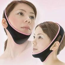 Тонкая маска для лица, v-образная форма, <b>маска для подтяжки</b> ...