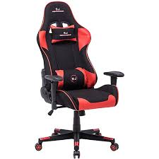 GAMO <b>Office Chair Executive Racing</b> Gaming Swivel PU Leather ...