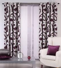 cortina morada