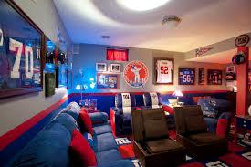 sports themed basement ideas 1 basement sports bar ideas