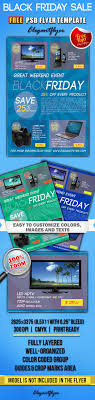 black friday psd flyer template by elegantflyer black friday psd flyer template