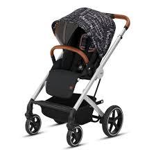 <b>Прогулочная коляска Cybex Balios</b> S Strength Dark Grey