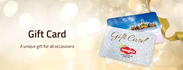 Imagica Gift Card