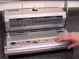 Akiles <b>WireMac Wire Binding</b> Machine Demo from Office Zone ...