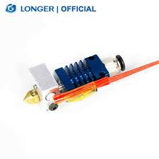 Longer LK1 LK4 LK4 PRO <b>Nozzle</b> Set Copper Mouth Set <b>MK8</b> ...