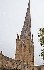 Image result for Chesterfield Crooked Spire