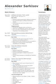 software architect resume samples   visualcv resume samples databasesoftware architect  team leader resume samples