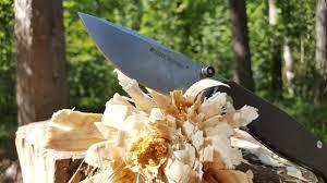 <b>Нож</b> H6-S1 Realsteel. Уличный тест - YouTube