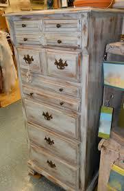distressed furniture