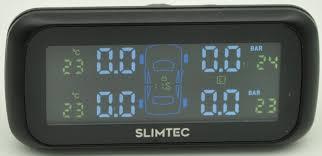 Система контроля давления в шинах <b>Slimtec TPMS X4i</b> - 4 ...