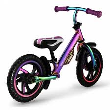 <b>Беговел Small Rider Roadster</b> Deluxe (радужный хамелеон)
