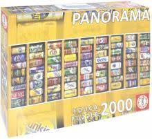 """<b>Пазл</b>-<b>2000</b> ""Коллекция банок"" (панорама) (11053)"" купить <b>пазлы</b> ..."