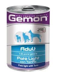 <b>GEMON</b> (Monge) <b>консервы</b> для собак: Низкокалорийный паштет ...