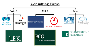 5 framework tips for case interview candidates framework header of consulting firms including the big 3 mckinsey bcg and bain