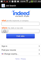 five android job search apps techrepublic job search running on a verizon branded samsung galaxy s4