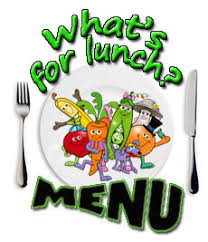 Image result for lunch menu