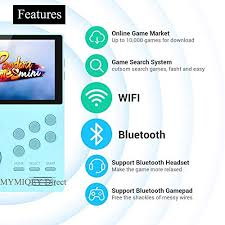 3D Pandora Games <b>Supretro</b> Mini Handheld - Buy Online in South ...