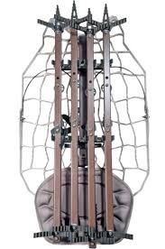 Lone Wolf Hunt Ready Treestand System | <b>Stand</b>, Sticks & Stick Quiver