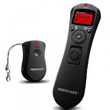 T720N <b>2.4 G Wireless</b> Camera Shutter <b>Remote</b> Control LCD Timer ...