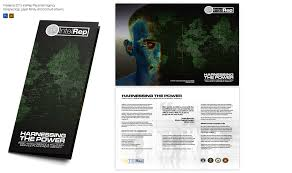 dusty designs intelrep brochure