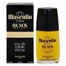 <b>Bourjois Masculin 2 Black</b> Instant Eau De Toilette 112Ml ...
