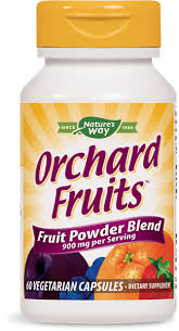 <b>Orchard Fruits</b>™ / 60 Vcaps - Nature's Way®.