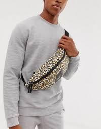 Nike fanny <b>pack</b> in <b>leopard print</b> | ASOS