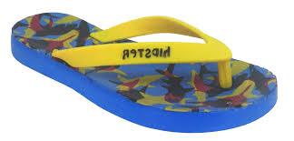 <b>Пляжная обувь Дюна</b>, цвет разноцветный, желтый, материал ...