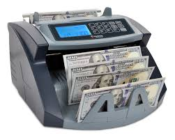 Accurate and Trusted Money Counter Machine | <b>Cassida</b> Corporation