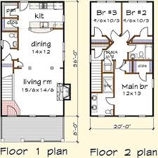 House Plan A   Standard Series   ThompsonPlans comFloorplan Image for Plan