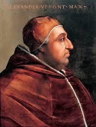 Papa Alexandre VI