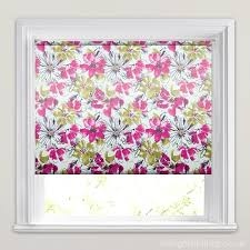 bathroom blinds waterproof roller blind flourish juno roller blind flowers patterned waterproof bathroom rolle