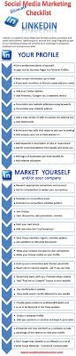 best images about linkedin tips executive job the ultimate linkedin check list and tips to help promote your business or a great middot jobsearch socialmediainfographics