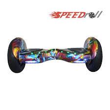 <b>Гироскутер SpeedRoll</b> Premium <b>Roadster</b> Комикс | Limpopo.Club