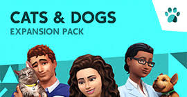 Buy The Sims™ 4 <b>Cats</b> & <b>Dogs</b> - An Official EA Site
