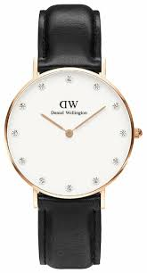 <b>Наручные часы</b> Daniel Wellington Classy Sheffield Rose <b>Gold</b> 34mm