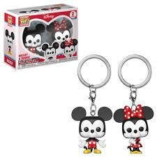 Купить <b>Брелок</b> Funko POP! Keychain: <b>Disney</b>: <b>Mickey</b>: 2PK Mickey ...