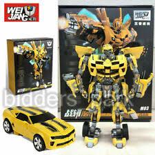 <b>Weijiang bumblebee трансформеры</b> и фигурки робота ...