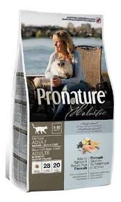 <b>Сухие корма</b> для кошек <b>Pronature</b>