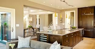 Roomscapes Luxury Design CenterH  Open Floor Plan