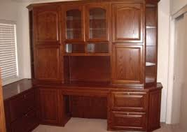 built in home office furniture and desks 23 built in office
